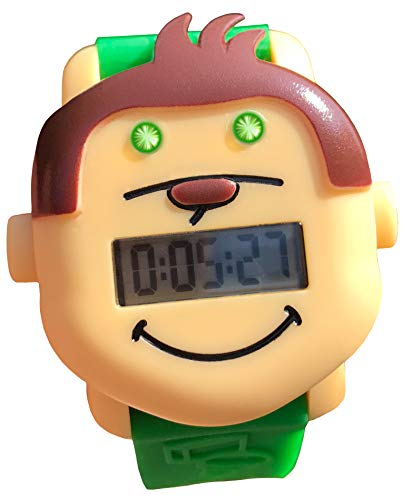 Potty Monkey Watch   Potty Training Reminder Watch with Colorful Fun Reward Chart and Stickers