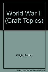 Paperback Second World War (Craft Topics Paperbacks) Book
