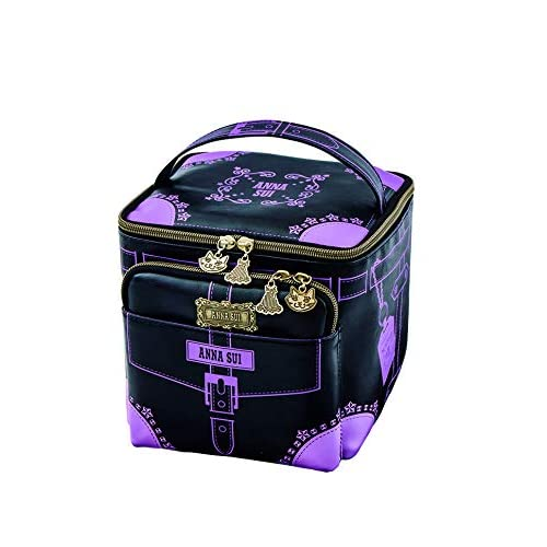 ANNA SUI 2020 F/W COLLECTION BOOK VANITY POUCH TRAVELHOLIC 付録