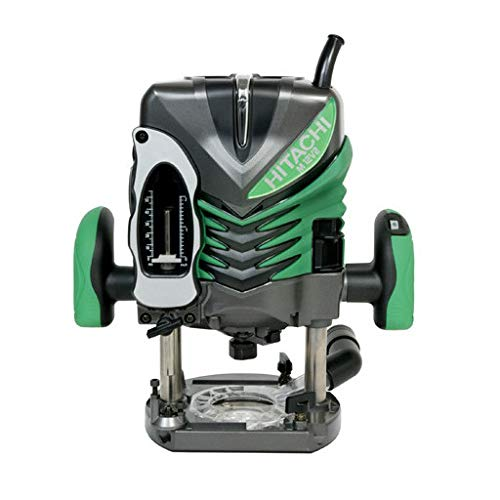 Hitachi M12V2 3-1/4 Peak HP Variable Speed Plunge Router