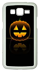 Samsung 2 7106 Case Happy Halloween Pumpkin 8 PC Samsung 2 7106 Case Cover White