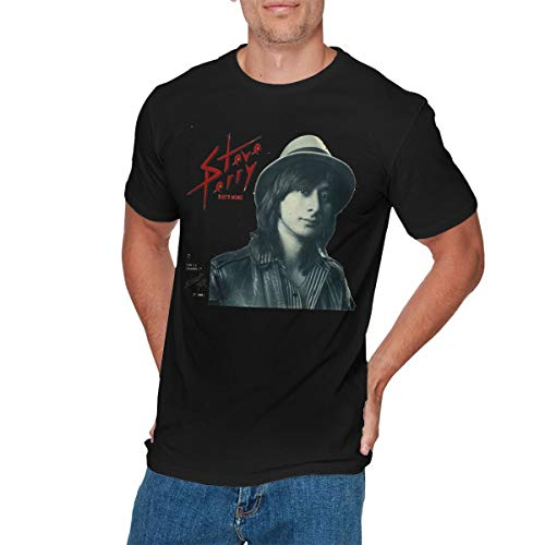 COURTNEY FRANCIS Mens Vintage Steve Perry Tee XL Black (The Band Perry Related To Steve Perry)