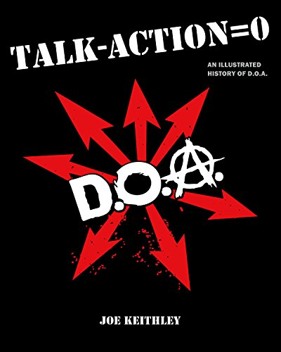 Talk   Action   0  Talk Minus Action Equals Zero   An Illustrated History Of D O A
