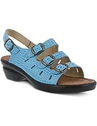 Flexus Womens Adriana Comfort Slingback Sandals
