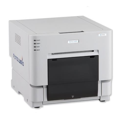 Cheapest Price! DNP DS-RX1HS 6 Dye Sublimation Printer, 290 4x6 Prints Per Hour