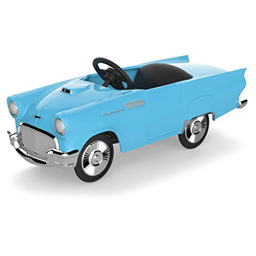 Hallmark 1957 Ford Thunderbird QEP2134 Kiddie Car Limited Edition