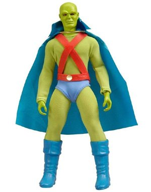 Retro-Action DC Super Heroes Martian Manhunter Collector Figure - Series -