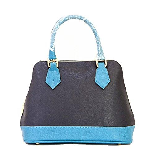Bolso De Hombro De Gran Capacidad Para Mujer De La Moda CHFUD Blue