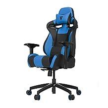Vertagear S-Line SL4000 Racing Series Gaming Chair - Black/Blue (Rev. 2)