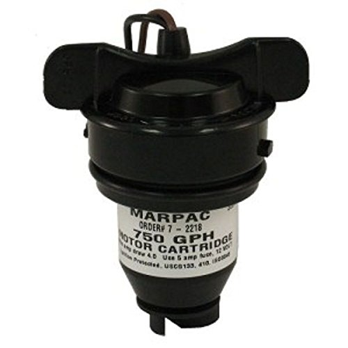 (NEW MARPAC MARINE BOAT Cartridge Bilge Pump Spare Cartridge 7-2218 )