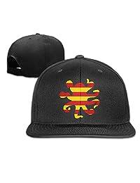 An Ping Catalonia Flag Octopus Shaped Baseball Caps Men Women Hip Hop Snapback Caps