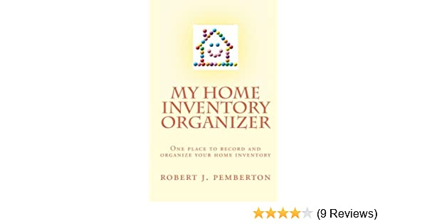 My Home Inventory Organizer: One Place to Record and