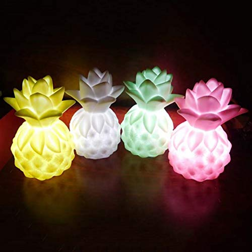 VT BigHome Novelty LED Night Light Apple Pineapple