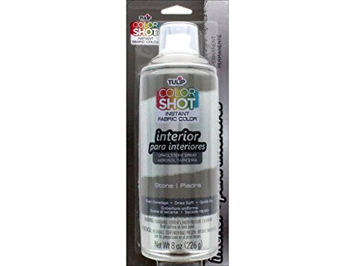 upholstery fabric paint white - 7