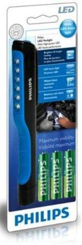 Philips LP02B6LPB1 Blue//Black Oversized White LED PenLight