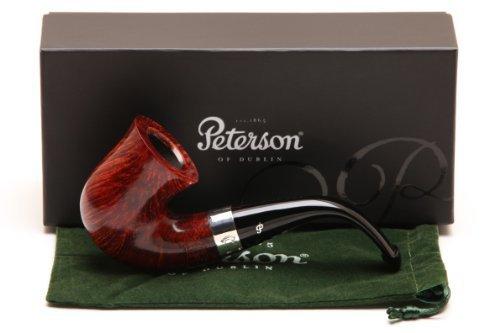 Peterson Sherlock Holmes Original Smooth Tobacco Pipe PLIP by Peterson