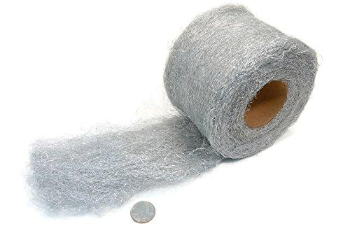 Rogue River Tools Aluminum Wool 1lb Roll - Medium by Rogue River Tools (Image #3)
