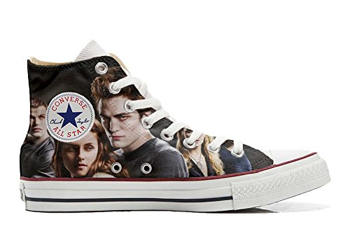 Converse All Star personalisierte Schuhe - HANDMADE SHOES - high