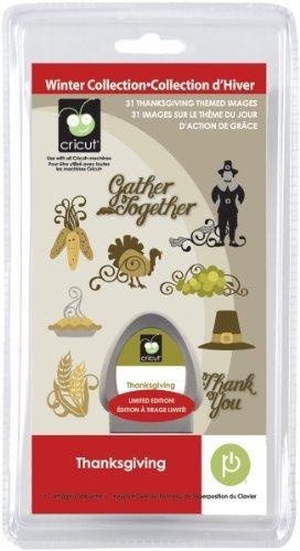 Cricut Seasonal Cartridge, Thanksgiving by Cricut