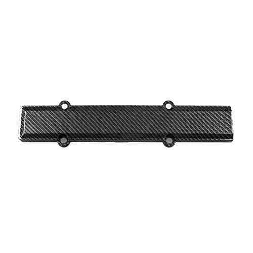 Schimer engine spark plug wire valve cover spark plug cover, carbon fibre engine cover, spark plug cover, engine valve covers for Honda B18 B16 B series VTEC: