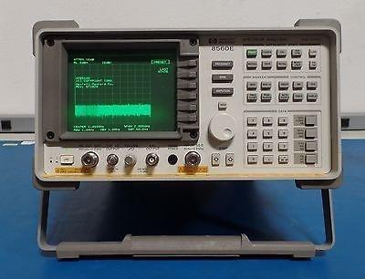 Agilent 8560E Spectrum Analyzer 30Hz - 2.9GHz w/85620A options 002/007
