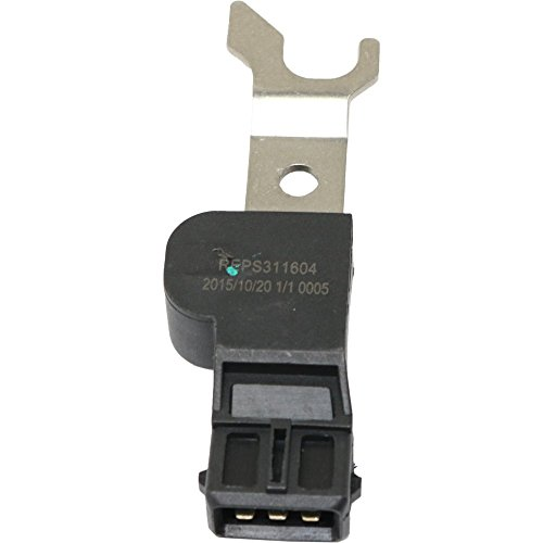 (Evan-Fischer EVA1139161510 Camshaft Position Sensor for Forenza 2004-2008 Reno 2005-2008 Optra 2006-2006 3-prong Male Blade Terminal)