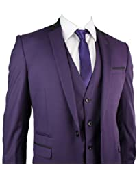 Amazon.com: Purple - Suit Jackets / Suit Separates: Clothing ...