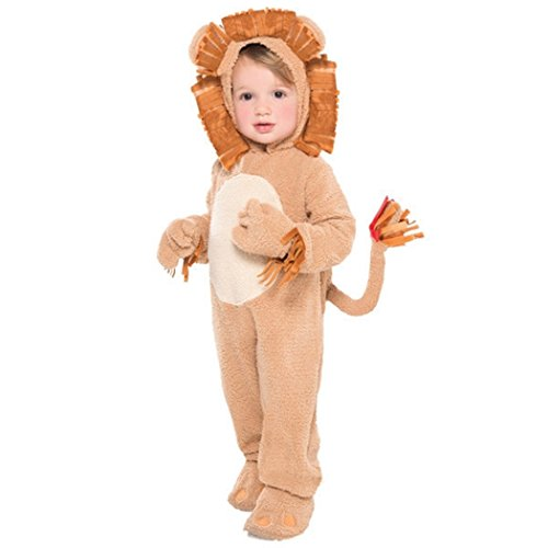 Halloween Costumes 5 Months (Loveable Lion Halloween Costume (0-6 months))