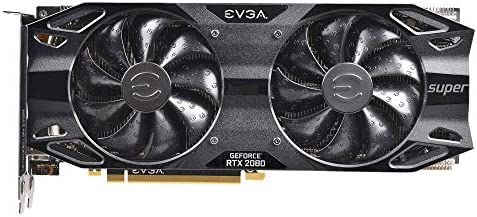 EVGA GeForce RTX 2080 Super Black Gaming 8GB GDDR6 08G-P4-3081-KR