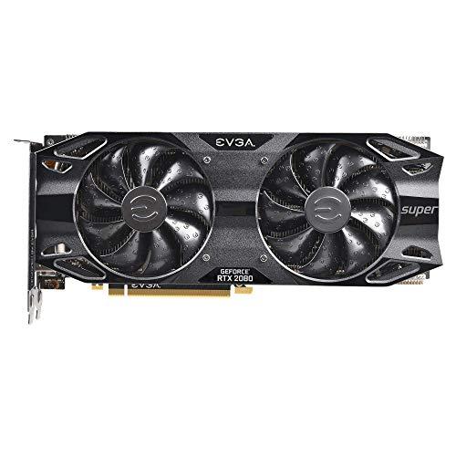 Evga Geforce Rtx 2080 Super Black Gaming 8gb Gddr6 08g P4 3081 Kr