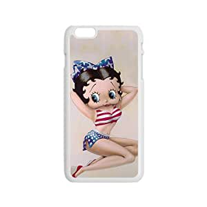 USA American Sexy Bobby Doll WhiteiPhone 6 case