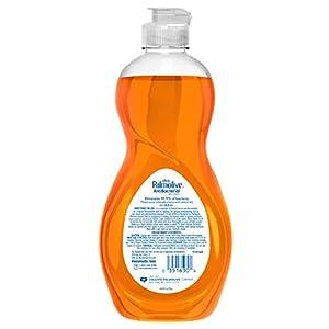 Palmolive Ultra Dish Orange Antibacterial Dish Soap, 10 oz