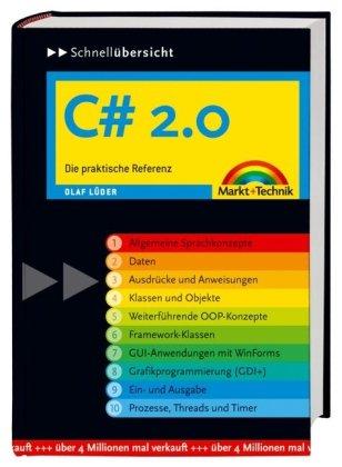 C# 2005 Schnellübersicht (C Sharp). Die praktische Referenz