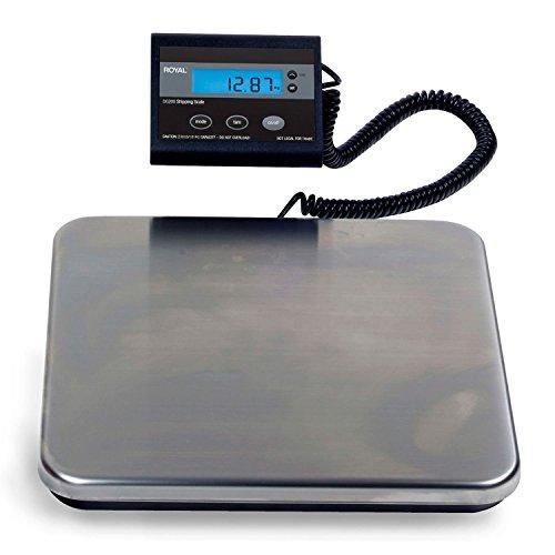 Royal Digital Postal Scale (Royal Dg200 Digital Electronic Shipping Scale 200 Pound Capacity)