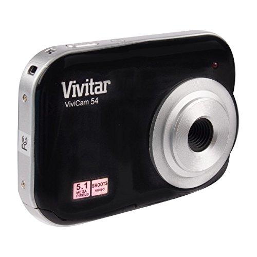 Vivitar 5.1MP Digital Camera with 1.8-Inch TFT Panel by Vivitar