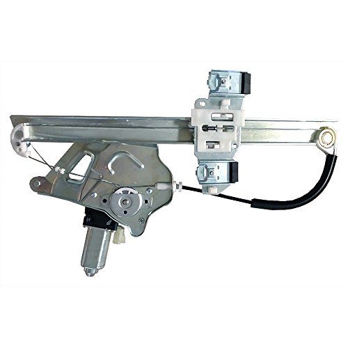 VioGi Fit Front Passenger (Right) Side Power Window Regulator w/ Motor For 00-05 Buick LeSabre 2002 Buick Lesabre Window