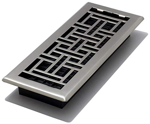 Best decor grates oriental nickel list