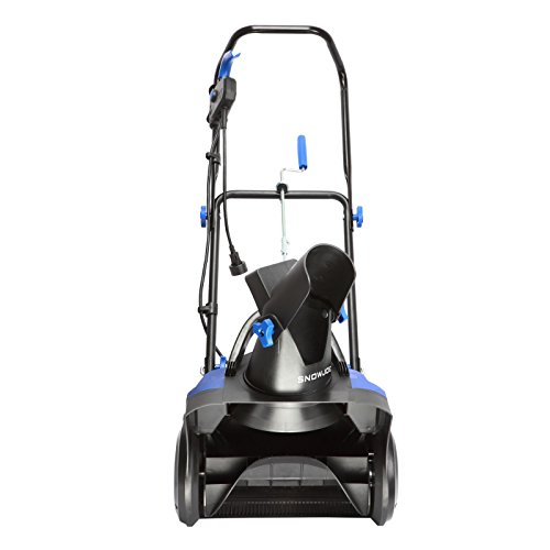 Snow Joe SJ615E Electric Single Stage Snow Thrower | 15-Inch | 11 Amp Motor (Snow Blower Gas Powered)