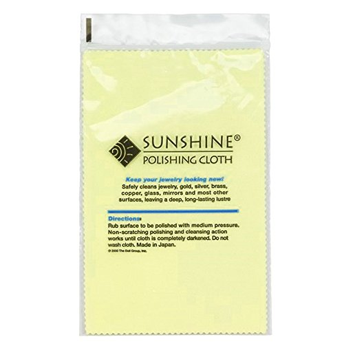 Sterling Silver Cleaning Cloth - 8