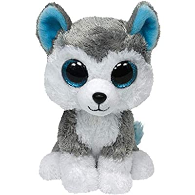 TY Beanie Boos Slush Dog: Toys & Games