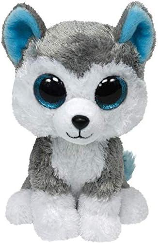 Ty 36006 Beanie Boos Slush - Peluche de perro Husky [Importado de Alemania]: Amazon.es: Juguetes y juegos