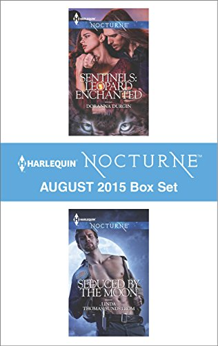 Harlequin Nocturne August 2015 Box Set: Sentinels: Leopard Enchanted\Seduced by