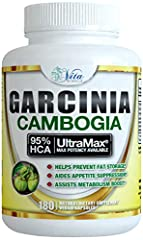 95% HCA (HIGHEST POTENCY EVER AVAILABLE) PURE GARCINIA CAMBOGIA EXTRACT BY ISLANDS MIRACLE = SERIOUS WEIGHT LOSS RESULTS? The Most Potent Pure Garcinia Cambogia Extract 100% Natural Appetite Suppressant Supplement To Ever Hit The Market - PLU...