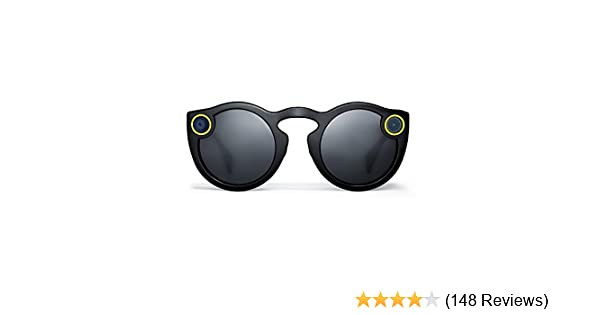 Amazon.com  2016 Spectacles - Sunglasses for Snapchat  Clothing 9dce3b2650