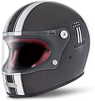 Premier casco integral retro