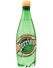 Perrier Pink Grapefruit Sparkling Mineral Water, 500ml (Pack of 6)