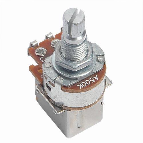 1pc A500k Push Pull Guitar Control Pot Potentiometer Chrome