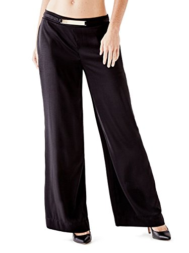 GUESS 89 Womens New 2167 Black Casual Pants XS B+B