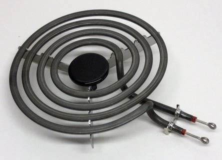 RepSupplements MP21YA Electric Range Burner Element Unit 8