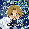 三代目J Soul Brothers 登坂広臣 スクエアステッカー ブルー FULL MOON モバイル オンラインブースの商品画像